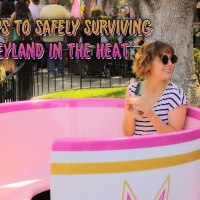 5 Tips to Safely Surviving Disneyland in the Heat