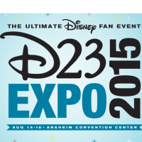 Full Lineup for the 2015 D23 Expo