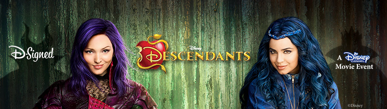 Disney's D-Signed 'Descendants' Inspired Collection Now Available at Kohl's