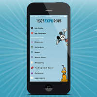 2015 D23 Expo App is Now Live