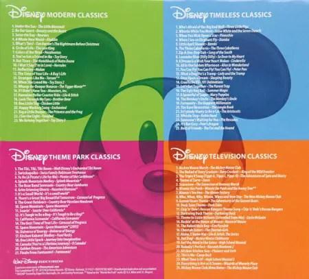 Disney music