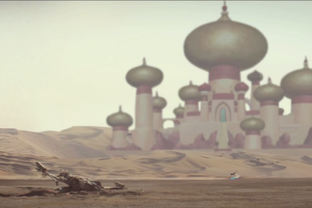 Star Wars: Where Dreams Come True – Star Wars: The Force Awakens Disney Mashup