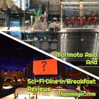 Reviews of Two New Dining Experiences at Walt Disney World