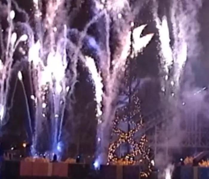 Disney California Adventure – 15th Anniversary – Part 4: Eureka! Lights!