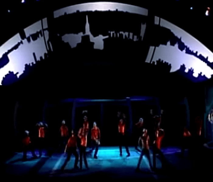 Disney California Adventure – 15th Anniversary – Part 3: Hyperion Theater