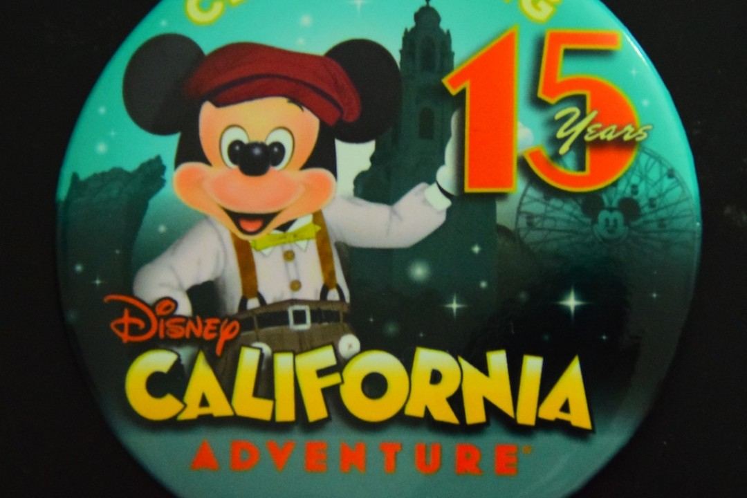 Disney California Adventure at 15 Years