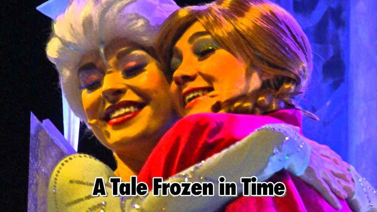 A Tale Frozen in Time - Geeks Corner - Episode 535