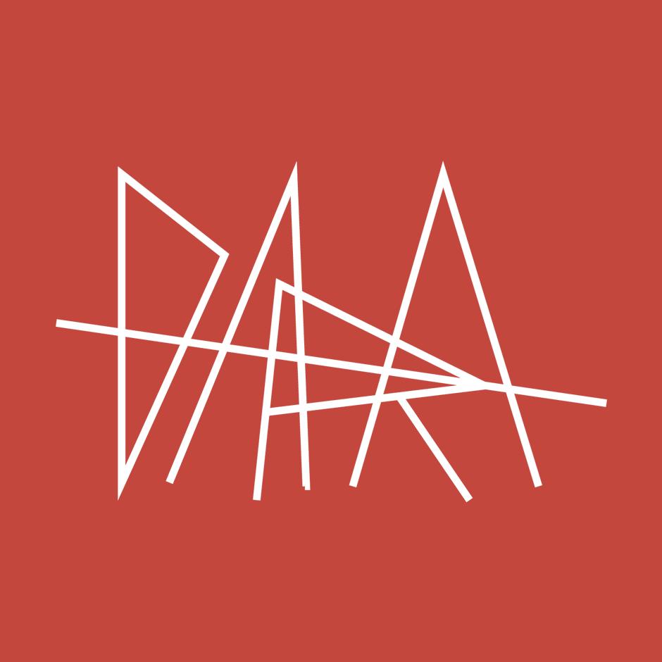 Dara logo on red