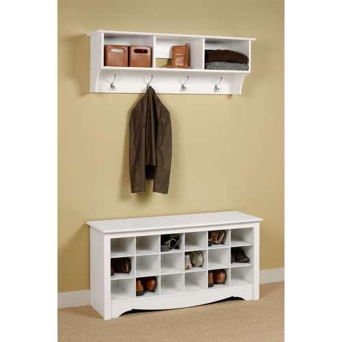Medium Crop Of Wall Storage Shelves