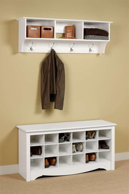 Medium Of Wall Storage Shelves