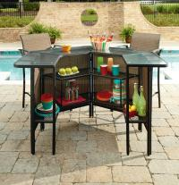 Secondary Living Room - Outdoor Bar sets ...