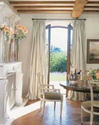 Classic and Authentic French Country Curtains ...