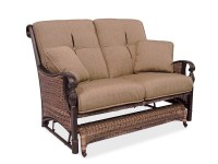 Get cozy with perfect patio loveseat - darbylanefurniture.com