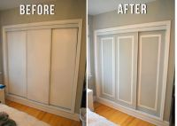 Getting an exotic closet sliding door into your home ...