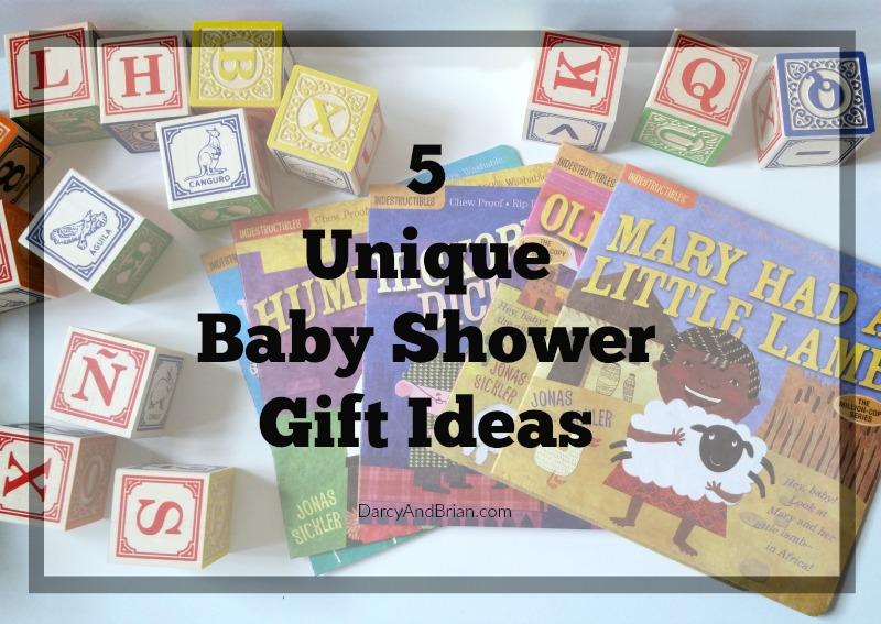 5 Unique Baby Shower Gift Ideas