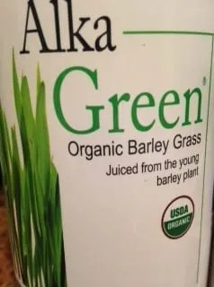 Alkalize & Energize with Freeze-Dried Greens