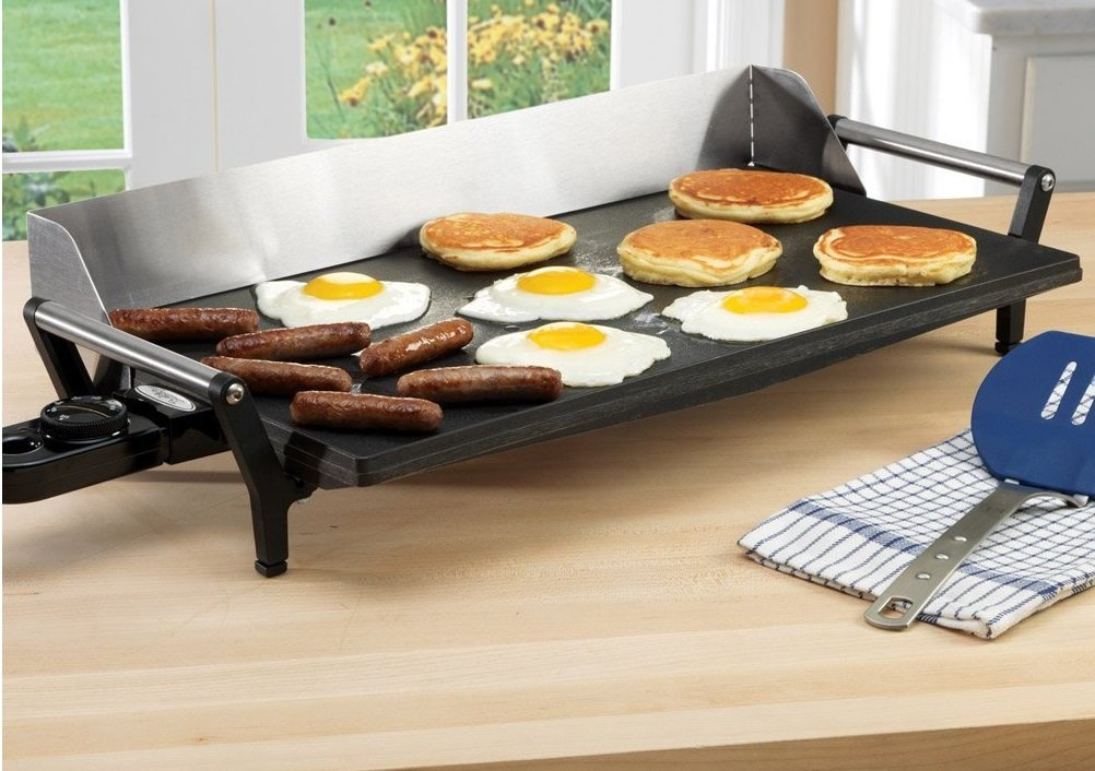 10 Best Electric Griddles 2018 - Value for Money - In-depth Review