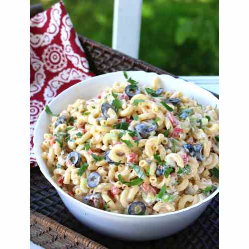 Medium Crop Of Dill Pickle Pasta Salad