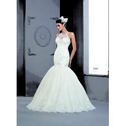 Small Crop Of Halter Wedding Dresses
