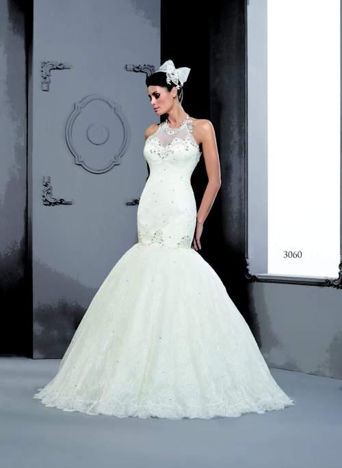 Medium Of Halter Wedding Dresses