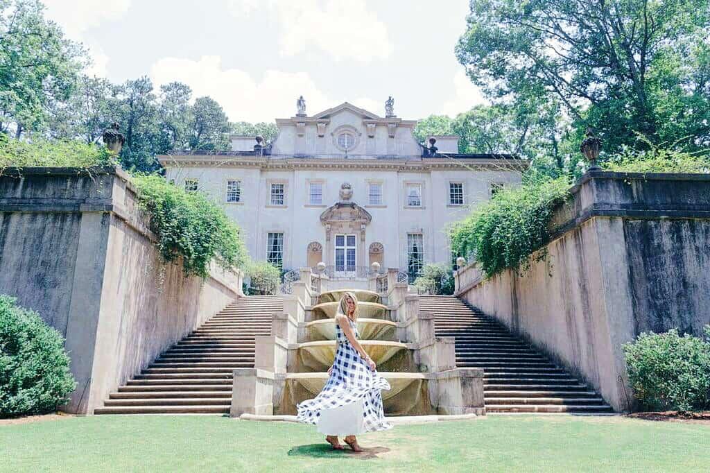 The Swan House Atlanta