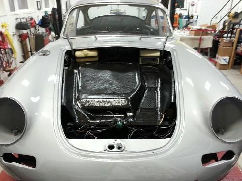 1964 Porsche 356 Wiring Diagram Index listing of wiring diagrams