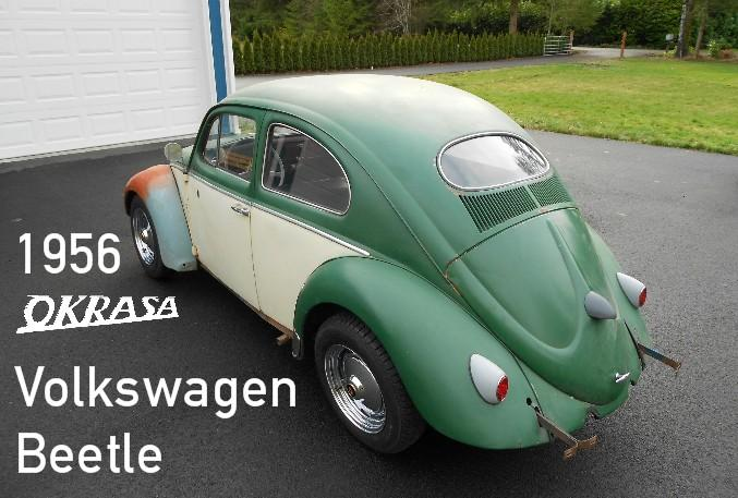 DarrylD\u0027s 1956 VW Oval Window Beetle Project Page