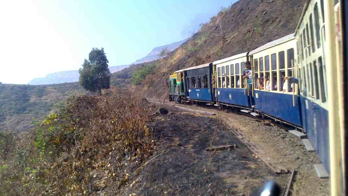 My trip to Matheran
