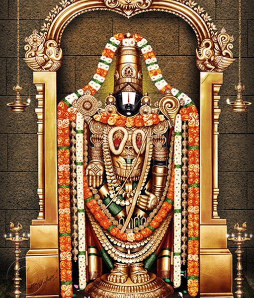 Venkateswara Swamy Hd Wallpapers Tirupati Balaji Darshan With Stay Darshan Temple Temple