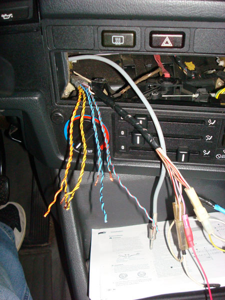 Bmw E30 Radio Wiring Wiring Diagram