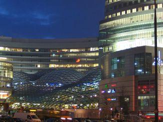 ZloteTarasy - Shoppingparadies Warschau; Foto: Kescior