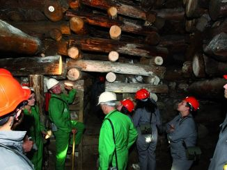 Salzbergwerk Bochnia, Foto: Polnisches Fremdenverkehrsamt