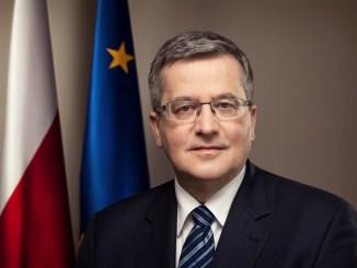 Bronislaw Komorowski, Präsident Polens, Foto: (c) Polnisches Präsidialamt