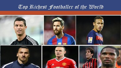 Richest-Footballer