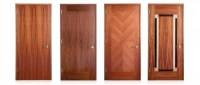 Wood Doors - Dash Door