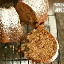 Fall Favorites: Mom's Apple Cake