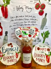 Bloody Mary items - Dash of Thyme