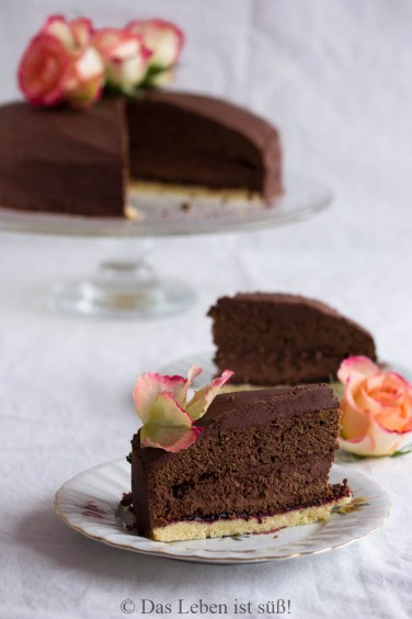 Schokoladen Torte-4