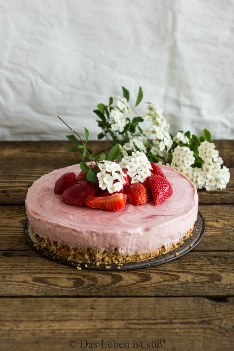 Erdbeer-Rhabarber-Käsekuchen-3