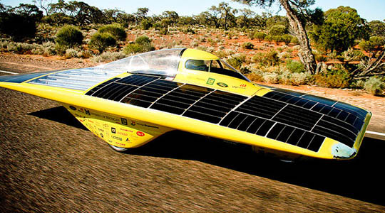 Solar Powered Cars are the future of transportation Smart solar