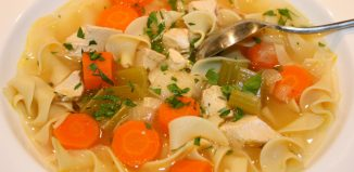 Old Fashioned Chicken Soup