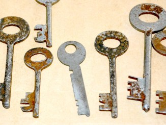 These skeleton keys won't open a data center cabinet, but override keys are a security risk.