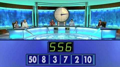 Countdown Numbers Game
