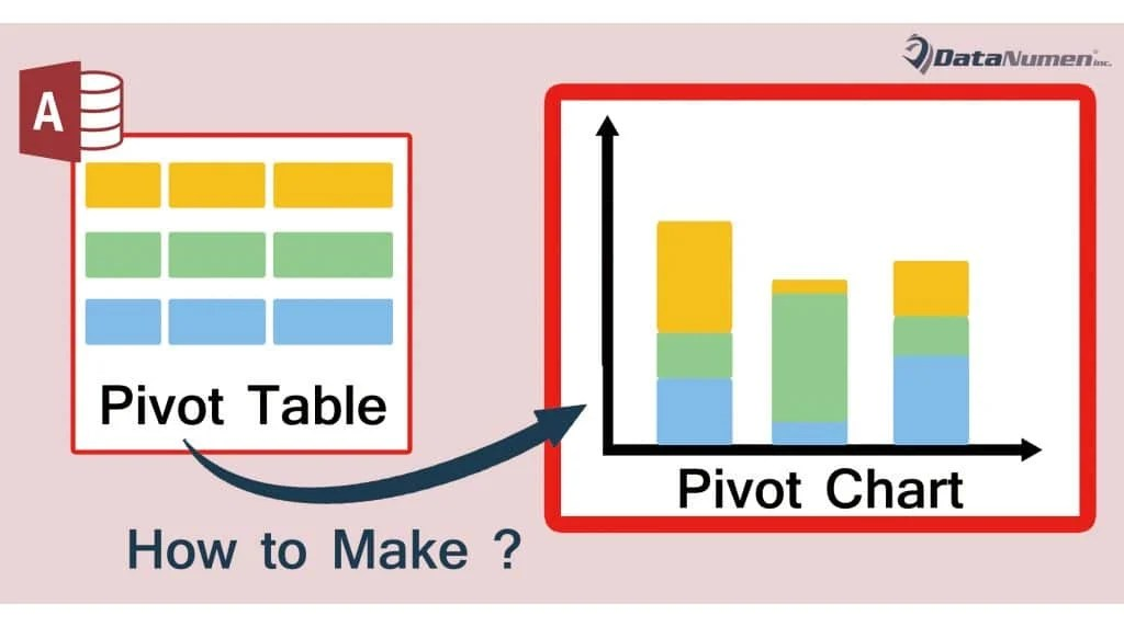 How to Make Pivot Charts in MS Access - Data Recovery Blog