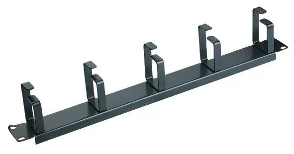 1u Rack Network Cable Management Bar Horizontal Cable