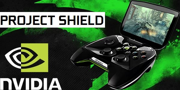 NVIDIA unveils 'Project Shield' Android Portable Gaming Device