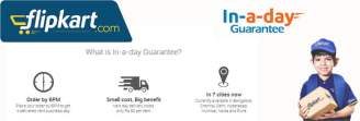 Flipkart comes up with 'In-a-day Guarantee' Premium Shipping service at Rs 90