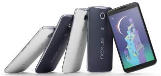 Nexus 6 - a bigger phone with powerful hardware & Lollipop