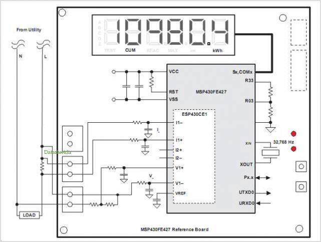 application notes and circuits for Implementing An Electronic Watt