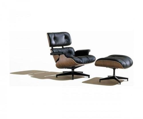 Eames 670 671 Lounge Stol Original Lounge Chair Med